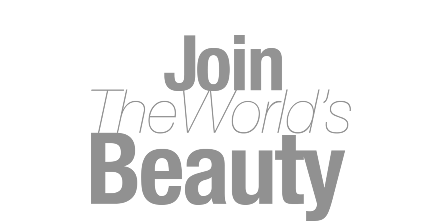 Join The World's Beauty
