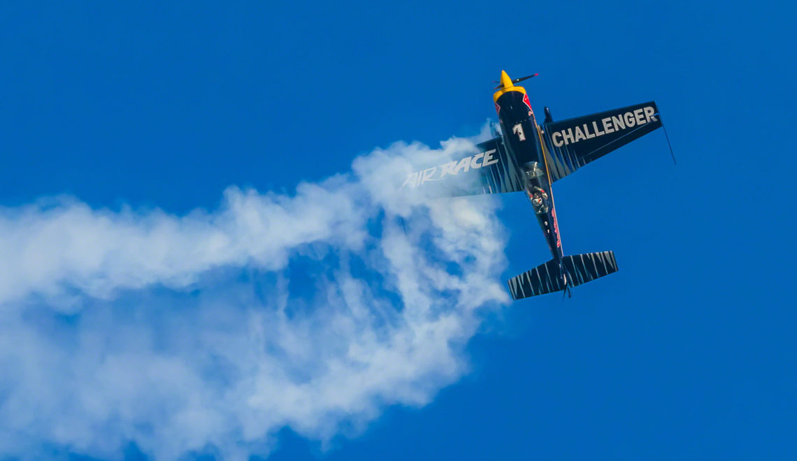 Abu Dhabi: Thrilling Red Bull Air Race