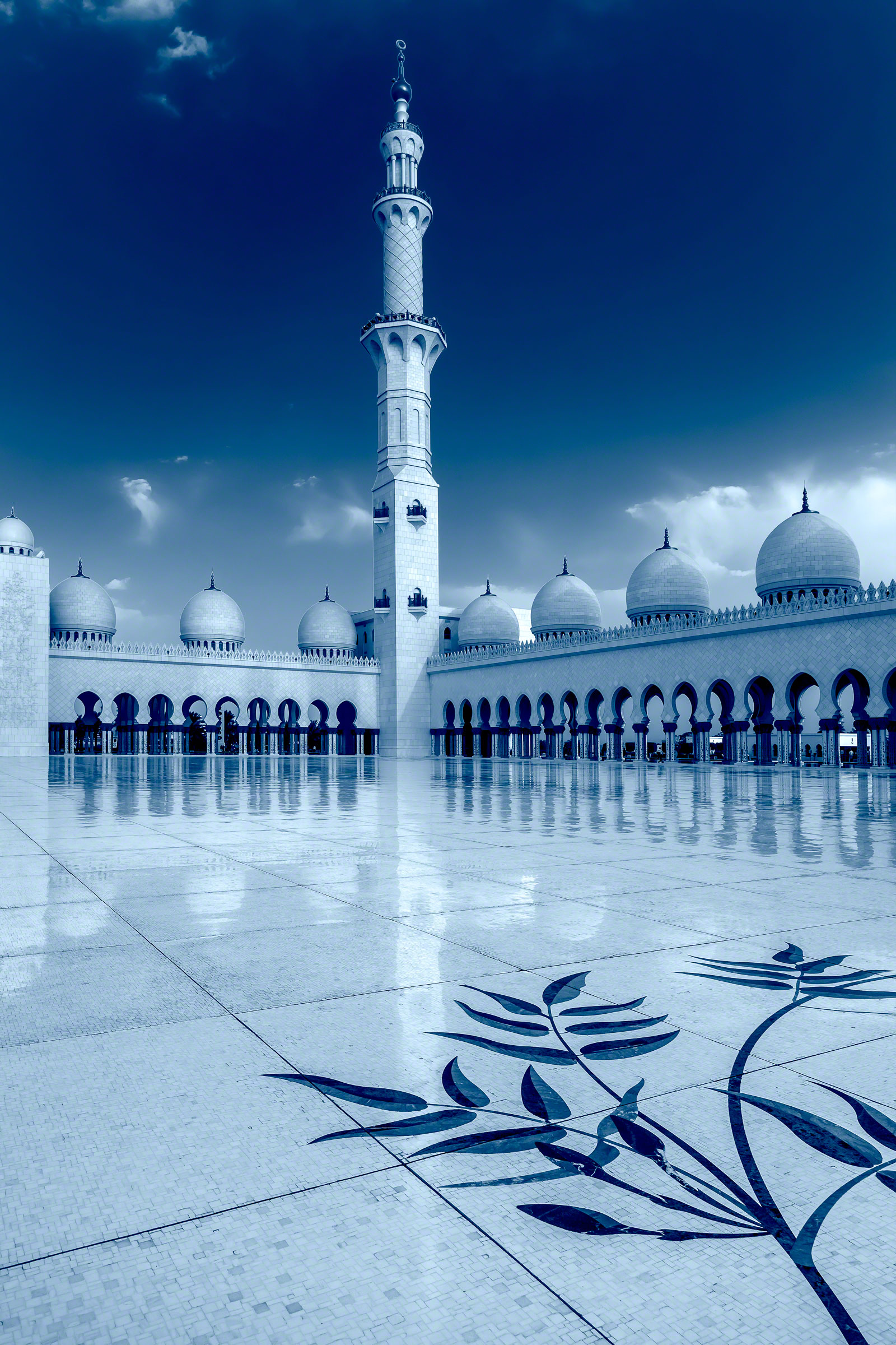 Tower of Grand Mosque