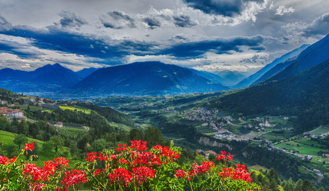 Meran: Picturesque Valley in South Tyrol