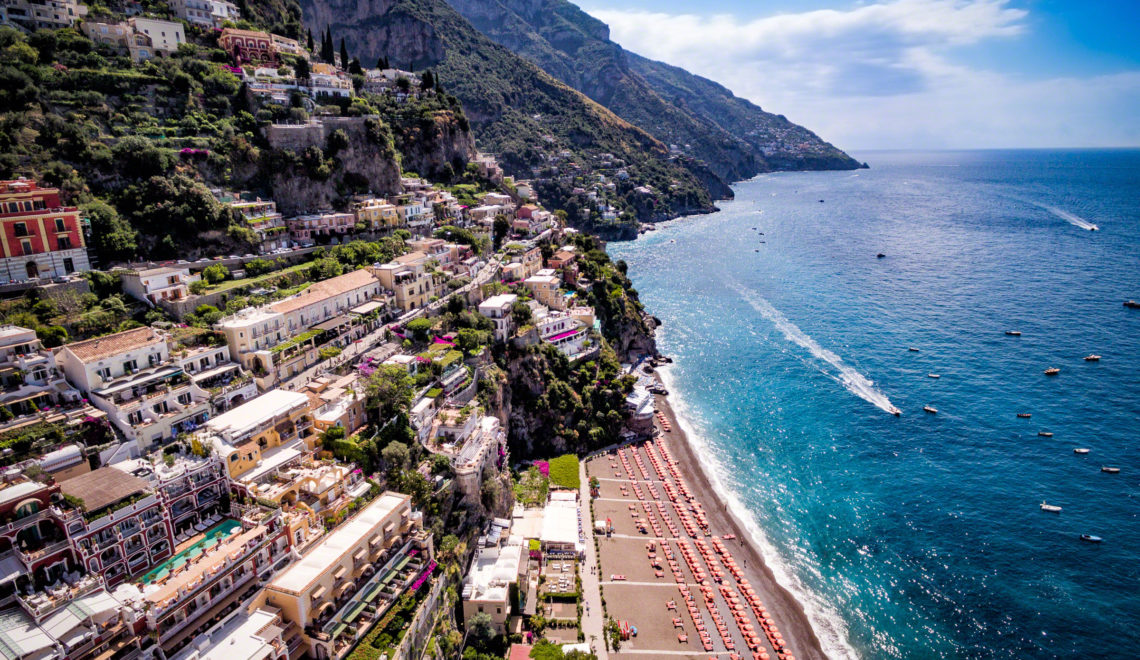 Positano: Treasure on the Amalfi Coast