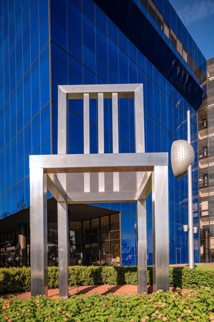 Oversized Chair Installation PCD
