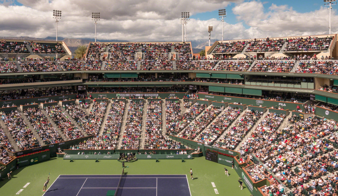 Indian Wells Stadium