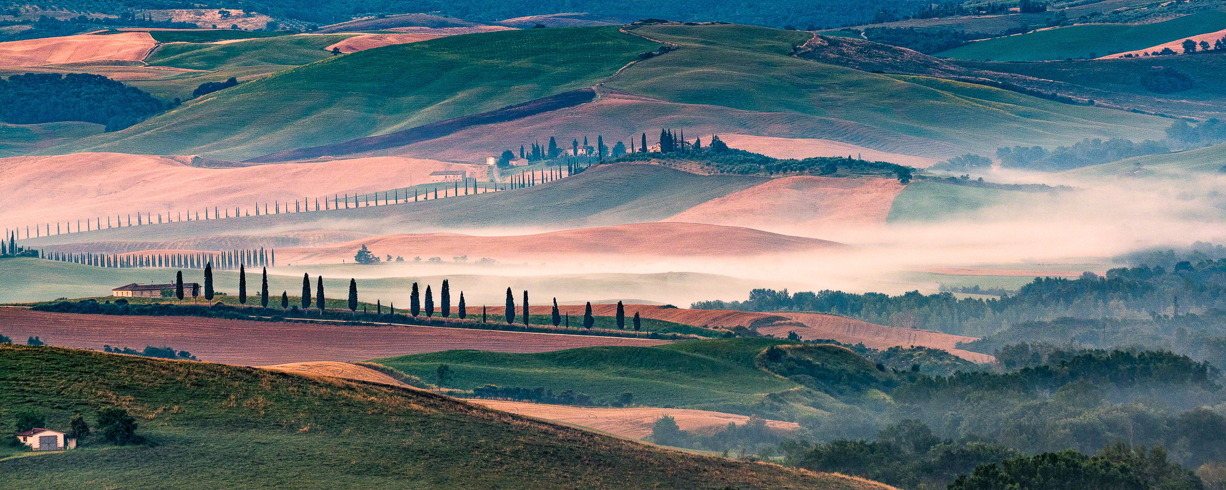 Enchantment of Tuscany